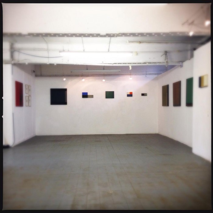 Bankley Gallery installation shot